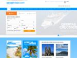 Ofertas de vuelos baratos, hoteles, viajes, alquiler de coches, esquà. Reserva tus vacaciones