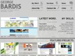 Website Design - Website Development - Flash - SEO George Bardis