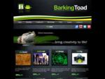Barking Toad Murwillumbah Website Design Home - Graphic Design 2014
