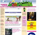 Barnens Turistguide - hela familjens resesajt. Över 300 artiklar och 2000 länkar om att re