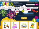 Leksaksaffär på nätet | Leksaker online - Barnia. se