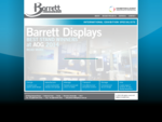 Barrett Displays | Experts in exhibitions, design, signage and general fabrication in Perth | Ho