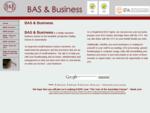 BAS Business home