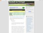 Baseball em Portugal