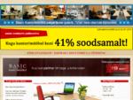 BASIC KONTORIMÖÖBEL | KUNI -75 Kontorimööbel, büroomööbel, kontoritool, kontorilaud, kontoririi