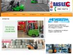 Basile Group - carrelli elevatori in Calabria - Carrelli elevatori cesab Logistica ...