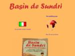 Basìn de Sundri, biscotti Basin de Sundri tipici della Valtellina