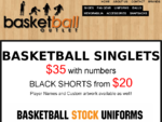 Basketball Outlet | Sports Gear | Equipment, Footwear Clothing - Basket Ball Outlet