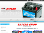 Batcar.de - Onlineshop - Autobatterie, Motorradbatterie, GEL Batterie, AGM Batterie, LKW Batterie, V