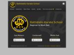Battistello Karate School - Home - East Malvern, Camberwell Middle Park - Melbourne, Victoria, .