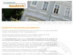 BAUTECH GENERALUNTERNEHMER BAUMEISTER INSTALLATEUR ELEKTRIKER ARCHITEKT FLIESENLEGER