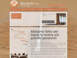 Segheria e commercio legnami BAUHOLZ SAS Longiarù San Martino Badia.