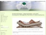 Kindermatratzen, Latexmatratzen Baumberger Schlafkomfort