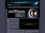Filmproduktion, Videoproduktion, Webdesign, Augsburg