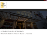 BAYERISCHER HOF - Hotel Bayerischer Hof Bayreuth