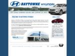 Baytowne Hyundai Barrie