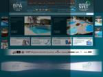 BPA. SK - Bazény, sauny, whirlpooly - súkromné a verejné, bazénové príslušenstvo, wellness zaria