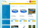 BazenyShop. sk - vÅ¡etko pre Và¡Å¡ bazén