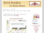 Nicolosi - BB La Rena Rossa - BB Etna - BB Sicilia