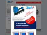 Kvalita spája - Predaj a servis prístrojov a strojov značiek BeA, Alfamacchine, Rapid, CA. BI. ,