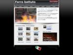 Articoli in Ferro Battuto a Verona, Mantova, Vicenza e Padova - Beccaletto Massimiliano