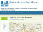 BB Milano | Bed and Breakfast Milano | Camere Milano