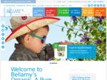 Organic Baby Food Online, Organic Toddler Food - Australia