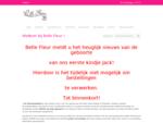 Bellefleuronline | Online bloemenwinkel met een ruim aanbod