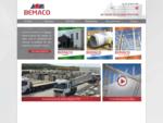 Solutions en béton armé et précontraint | Bemaco