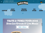 Home | Ben Jerry's