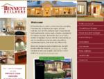 Bennett Builders build new homes, renovations, custom designs, town houses