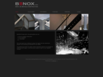 BENOX - Inox- en metaalconstructies