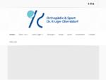 Ihr Orthopäde in Oberstdorf | Orthopädische Praxis Dr. Kruijer