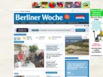 HOMEPAGE - Lokale Nachrichten, Events und Service aus Berlin | BERLINER WOCHE