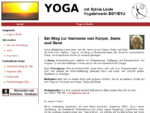 Berlinyoga. de Yoga in Berlin mit Sylvia Linde