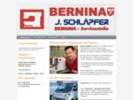 J. Schläpfer GmbH Bernina Nähcenter Aktuell