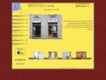 BERTOLI - Tappeziere in stoffa