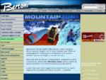 Bertoni - campeggio sport - articoli campeggio - tende da campeggio - trekking - sacchi letto - ...