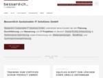 Besserdich IT Consulting IT-Beratung IT-Dienstleistungen Berlin