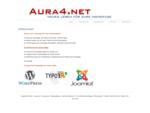 aura4. net - neues leben für eure homepage - Home