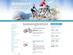 Laadukkaat polkupyörät netistä! Miesten pyörät, naisten pyörät, lasten pyörät ja tarvikkeet. - .