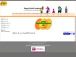 Welkom bij www. EasyShirtCreator. nl..