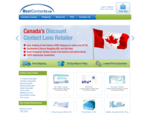 Canada Contact Lenses | Buy Contact Lens Online | BestContacts. ca