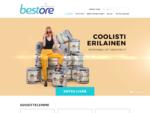 Bestore Online - paras kauppa netissä!