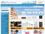 BestPharmacy. gr - Ελληνικό Φαρμακείο Online με τις καλύτερες εκπτώσεις εξυπηρέτηση