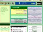 BETGR. gr | Στοίχημα | Στατιστικά | Συστήματα | Υπολογιστής πονταρίσματος | ΚΙΝΟ | LiveScores | ...