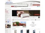 Online, günstig Betten kaufen Zubehör, wie Bettwäsche, Bettdecken, Spannbettlaken, Bettdecke.