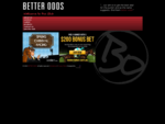 Welcome to Better Odds