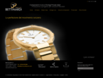 Gold Watches with movement, watch cases, orologi in oro con movimento