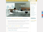 Office Furniture | Office Desks, Interior Office Design | Bevlan Office Furniture, Lancashire